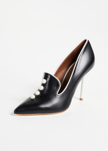 Malone Souliers Lubov Pumps - Black