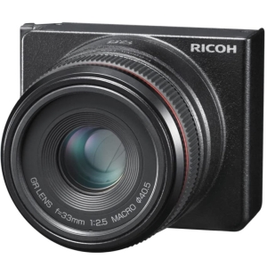 RICOH GXR Camera Unit GR Lens GR Lens A12 50mm F2.5 Macro
