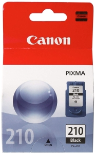 Canon PG210BK ink cartridge
