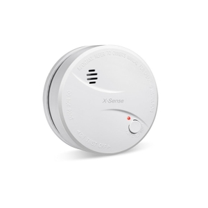 X-Sense DS31 10-Year Extended Battery Life Smoke Detector Fi