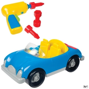 Battat Take-A-Part Roadster; 23 Pcs