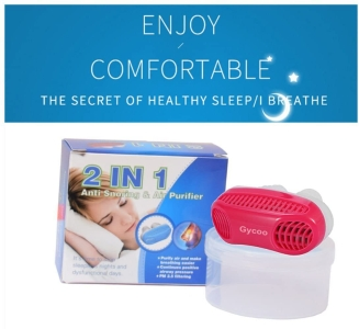 Gycoo - Anti Snoring Solution Air Purifier Filter Snore Stop