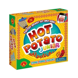 Hot Potato Jr.- Excellent; engaging fun family game. Simple